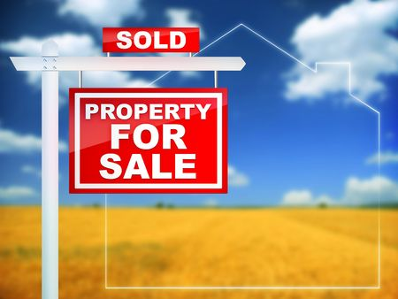 Property For Sale - Sold Tablet photo