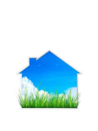 Real Estate Creative Stock Photo - 4924580