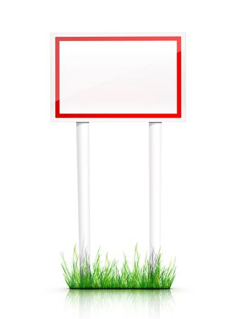Artwork For Real Estate  - Sign Stock Photo - 5110103