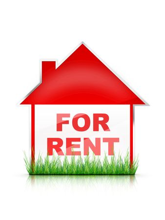 for rent: Artwork For Real Estate  - Sign For Rent