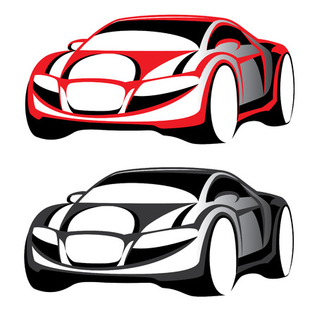 Auto Logo Stock Vector - 5486260