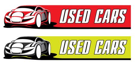 Auto Logo  Stock Illustratie