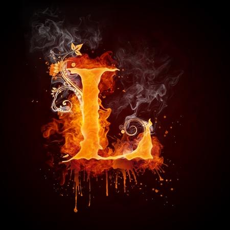 arder: Fuego remolino letra l