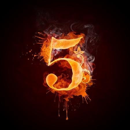 소용돌이 번호 5