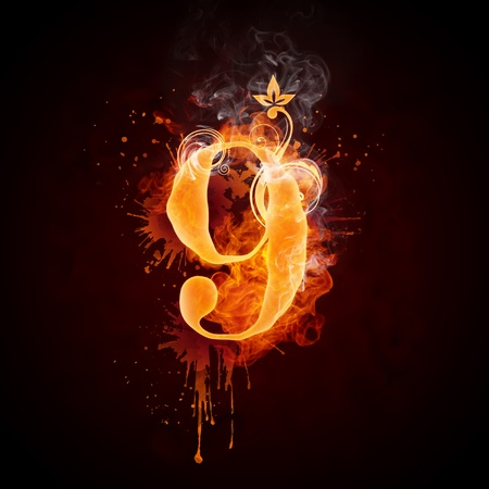 Fire Swirl Number 9