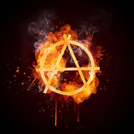 anarchy: Fire Swirl Anarchy