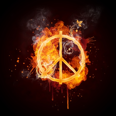 pacifism: Fire Swirl Pacifism