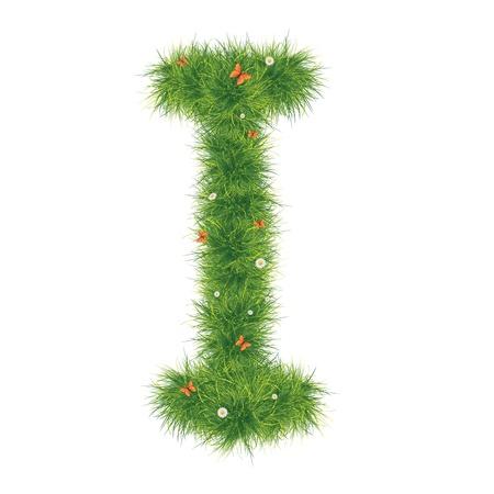 grass: Grass Alphabet A-Z