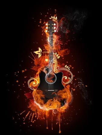アコースティック ・ エレク トリック ギター