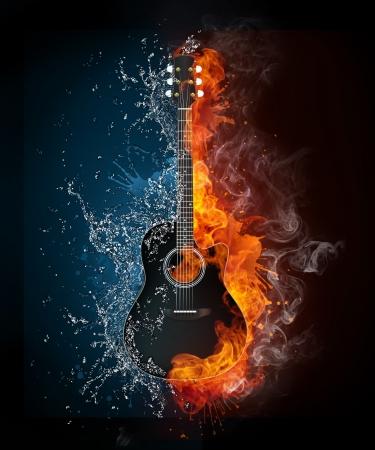 gitarre: E-Gitarre