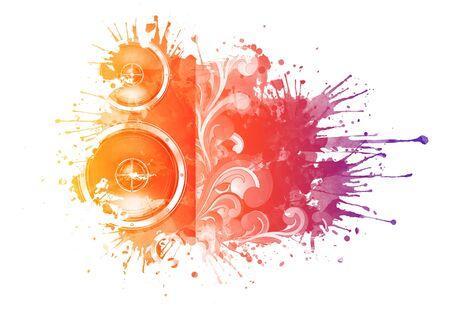 Watercolor Texture photo