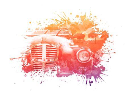 Old Car photo