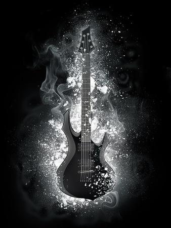 Electric Guitar photo
