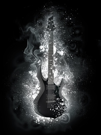 rock   roll: Electric Guitar