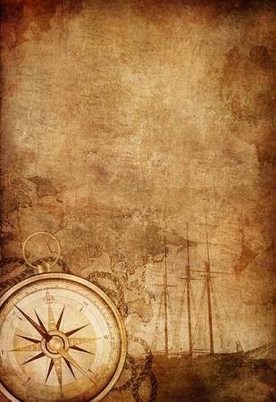 map compass: Compass