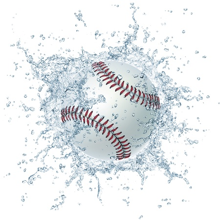 design elements: Baseball Ball