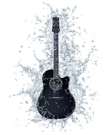 Acoustic Guitar photo