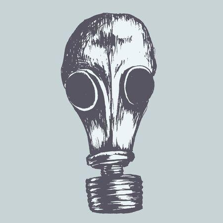 biohazard: Masque De Gaz