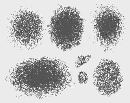Textura de lápiz