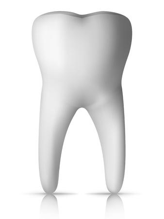 dientes caricatura: Med_Tooth_Vector_001 (4) .jpg Vectores