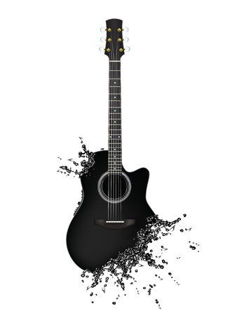 guitarra acustica: Guitarra el�ctrica