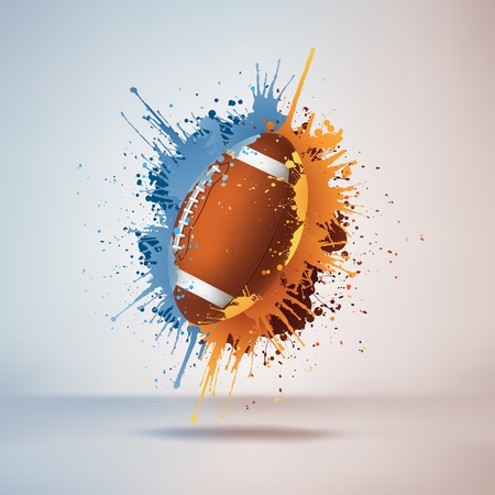 paints: Football Ball