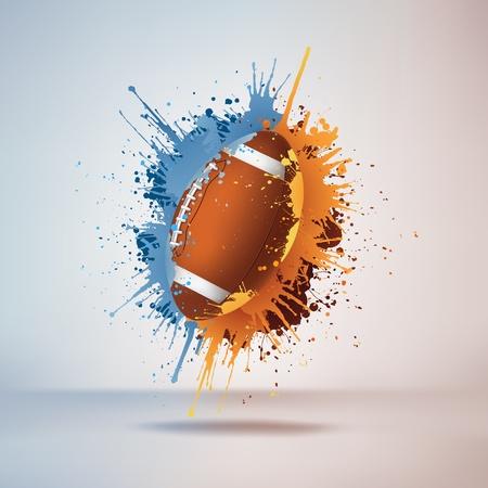 Pallone da calcio Vettoriali