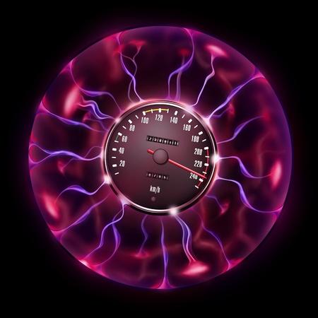 Magic Car Speedometer