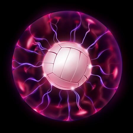 Volleyball Ball Wheel photo