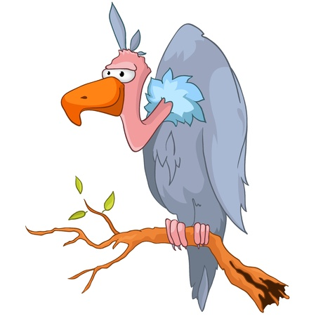 Cartoon Character Griffon Vector