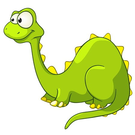 Cartoon Character Dino