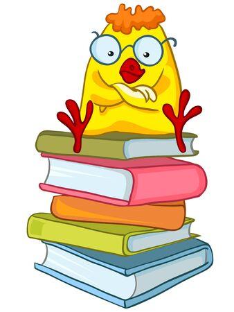 Cartoon Character Chicken