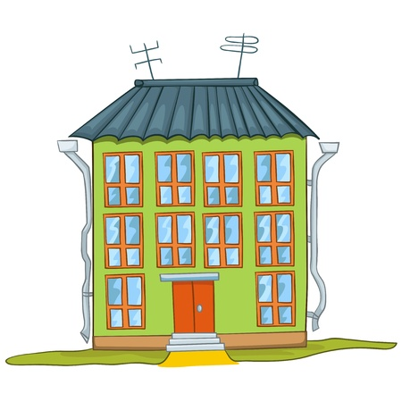 architectural styles: Cartoon House