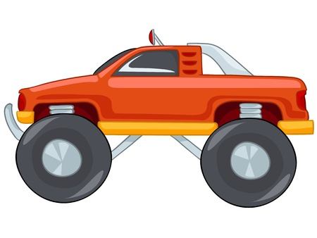 racing: Cartoon Car