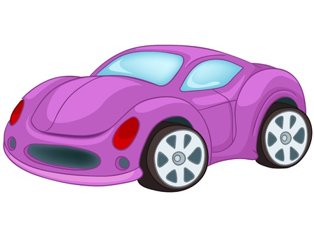 transportation cartoon: Cartoon Car