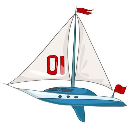 brigantine: Cartoon Ship
