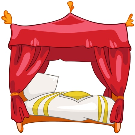 Cartoon Home Furniture Bed