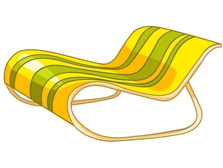 Cartoon Home Furniture Sofa Stock Vector - 12372160