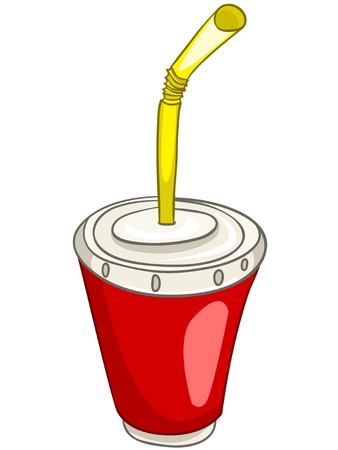 capuchino: Cartoon Home Kitchen Cup
