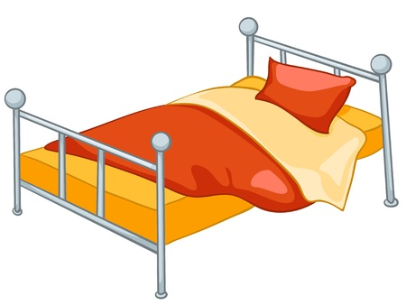 cama: Inicio de Cartoon muebles de dormitorio