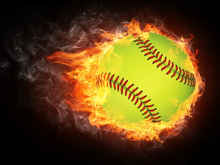 softball: Baseball Ball