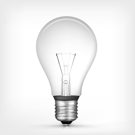 light bulb idea: Bulb