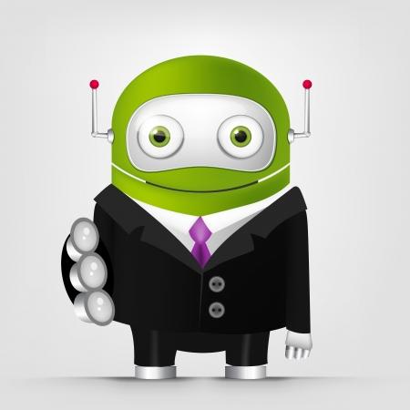 technology: Cute Robot