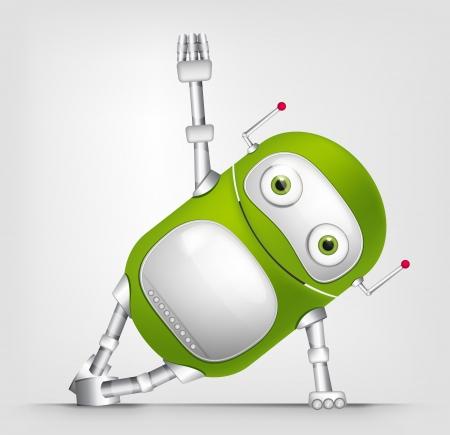 robots: Cute Robot