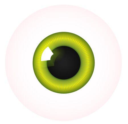 mict: eye Illustration