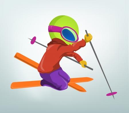 Cartoon Character ALIEN Stock Vector - 16918842