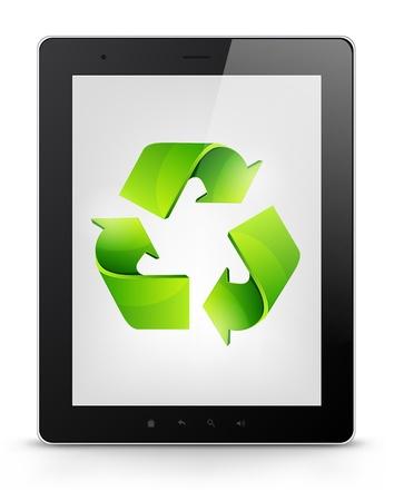 digital: Digital Tablet Concept