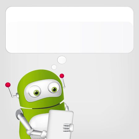 talking robot: Lindo Robot