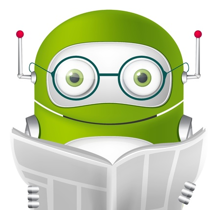 magazine: Cute Robot