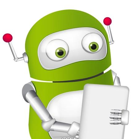pc: Cute Robot